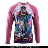 Tatami Alice in Jiu Jitsu Land Grappling Rashguard - Children's